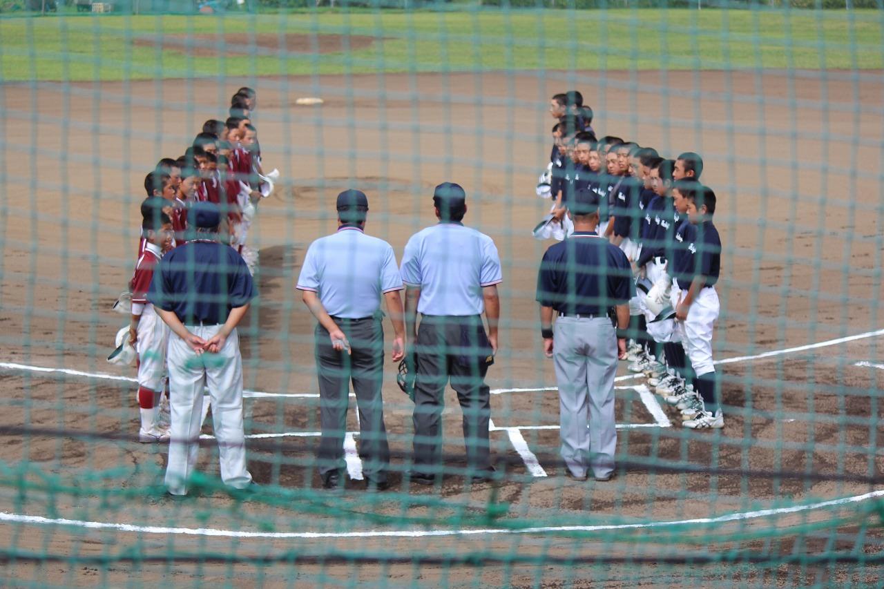20140817_八王子シニア戦1